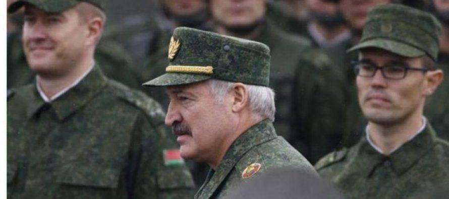 """ალექსანდრე ლუკაშენკო: """"ჩვენ არავისთან ვაპირებთ ომს"""""""
