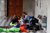 ესპანეთის პოლიციამ კატალონიაში  1300 სკოლის შენობა დალუქა