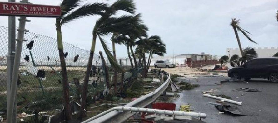 """14 დაღუპული – ქარიშხალმა """"ირმამ"""" კარიბის აუზის კუნძულები მიწასთან გაასწორა"""