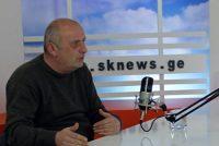"""ირაკლი ბარძიმაძე """"ქართული ოცნების"""" მხარდამჭერებს ცემაში ადანაშაულებს"""