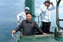ამერიკულმა თანამგზავრმა ჩრდილოეთ კორეის უახლესი ტიპის წყალქვეშა ნავი დააფიქსირა