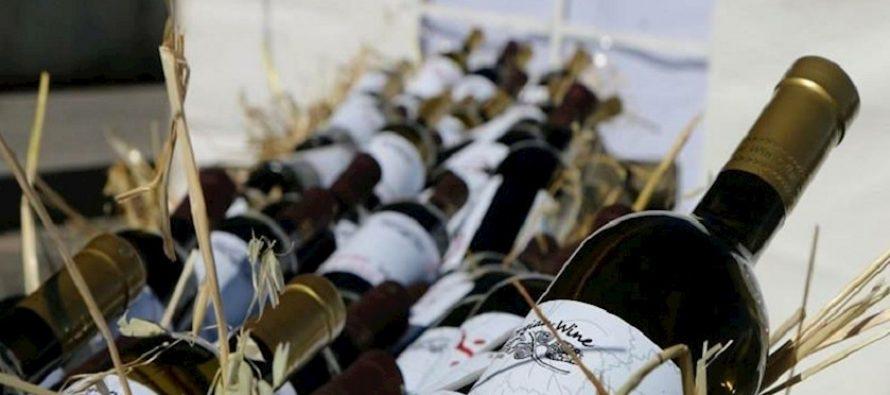 გურჯაანში ღვინის ფესტივალი გაიმართა