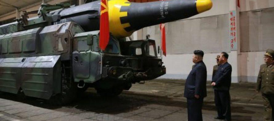 ჩრდილოეთ კორეა ემზადება ბირთვული იარაღის მორიგი ტესტირებისთვის