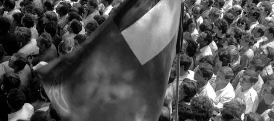 28 ოქტომბერი – კომუნისტური პარტიის პირველი დამარცხების დღე (ვიდეო)