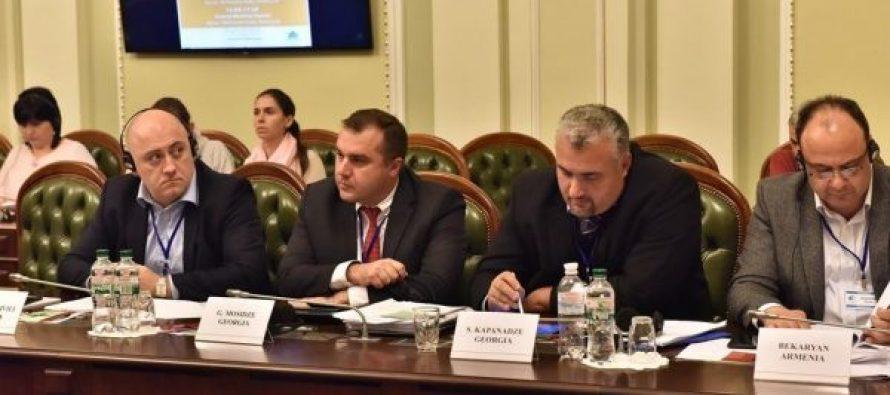 ევრონესტის საპარლამენტო ასამბლეის ენერგო უსაფრთხოების კომიტეტმა აღმოსავლეთ ევროპულ ქვეყნებსა და ევროკავშირის ენერგეტიკული თანამშრომლობა განიხილა