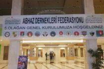 თურქეთში აფხაზური სათვისტომოების კონგრესი გაიმართა