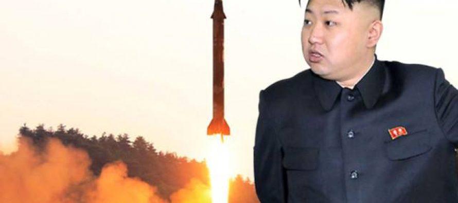 ჩრდილოეთ  კორეაში ბალესტიკური რაკეტის გაშვება მოხდა