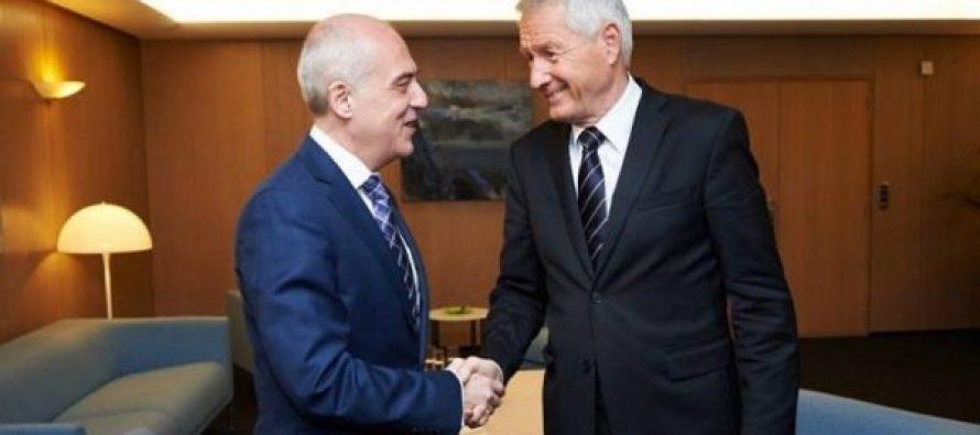 ევროპის საბჭოში საქართველოზე ანგარიშს განიხილავენ
