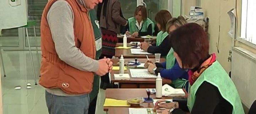 ოზურგეთში თვითმმართველობის არჩევნების მეორე ტური მშვიდ ვითარებაში მიმდინარეობს