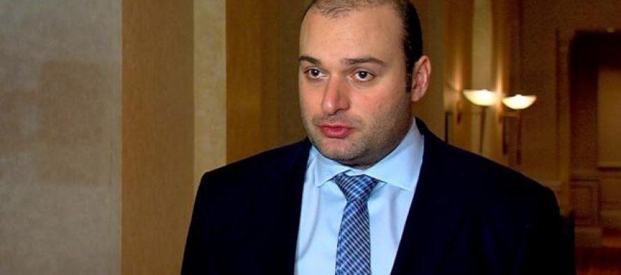 """""""მამუკა ბახტაძემ 2012 წლის აგვისტოში ენმ-ს 20 000 ლარი შესწირა"""""""