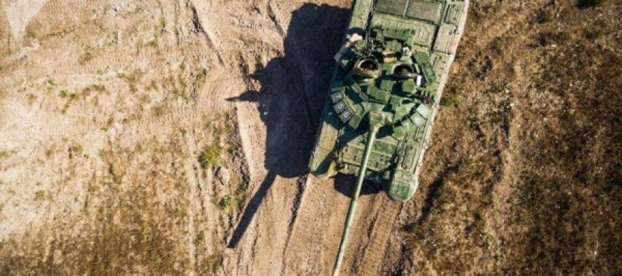 რუსეთი აძლიერებს გუდაუთის სამხედრო ბაზას