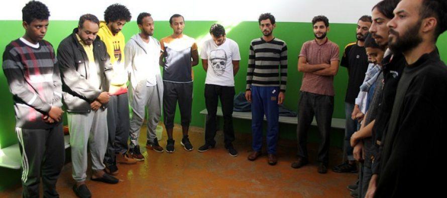გალის რაიონში 15 არალეგალი მიგრანტი იქნა დაკავებული (video)