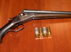 შსს-მ თბილისში უკანონო იარაღი და საბრძოლო მასალა ამოიღო