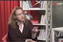 უკრაინელი ჟურნალისტი: სააკაშვილი აწამეს (ვიდეო)