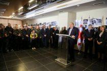 საქართველოს პრეზიდენტმა აფხაზეთის ომის მებრძოლები დააჯილდოვა