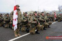 საქართველოს შეიარაღებულ ძალებს 167 სამხედრო მოსამსახურე შეემატა