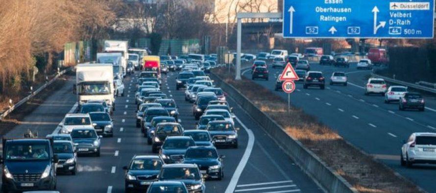 გერმანიამ შესაძლებელია დიზელის მანქანები არ შეუშვას ზოგ ქალაქში
