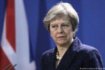 მეი ფიქრობს, რომ ევროკავშირიდან გასვლის შესახებ პროექტი ქვეყნის ღირებულებებს საფრთხეს უქმნის