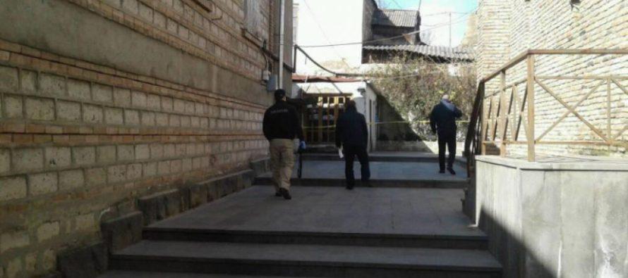 მოქალაქემ შენდობის მიზნით გორის ეკლესიაში ხელყუმბარა დატოვა