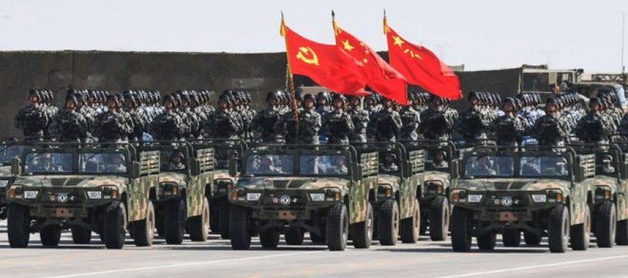 ჩინეთმა მიმდინარე წლისთვის რეკორდული სამხედრო ბიუჯეტი მიიღო