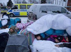 შვედეთში ათასობით ბავშვი გაქრა