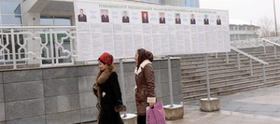 თურქმენეთში საჯარო მოხელეებს სამსახურში ლამაზად სიარული აუკრძალეს