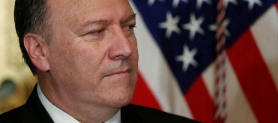 მაიკ პომპეო : დონალდ ტრამპი აპირებს, გამოასწოროს ის აღმაშფოთებელი შეცდომები, რომლებიც ირანთან მიღწეულ შეთანხმებაშია
