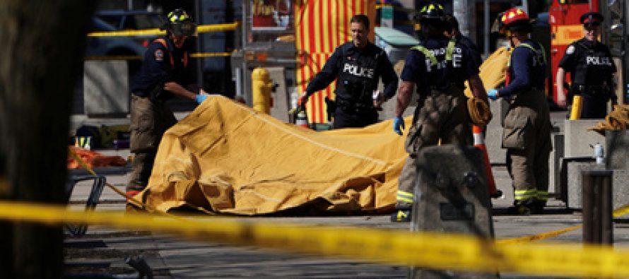 ტორონტოში მიკროავტობუსს 9 ადამიანი ემსხვერპლა