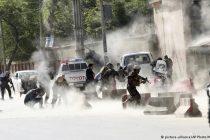 ავღანეთში მომხდარ ტერაქტს ათამდე ჟურნალისტი შეეწირა