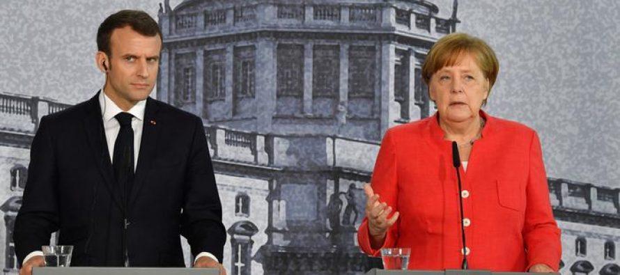 გერმანია და საფრანგეთი ევროკავშირში რეფორმების გარატებაზე შეთანხმდნენ