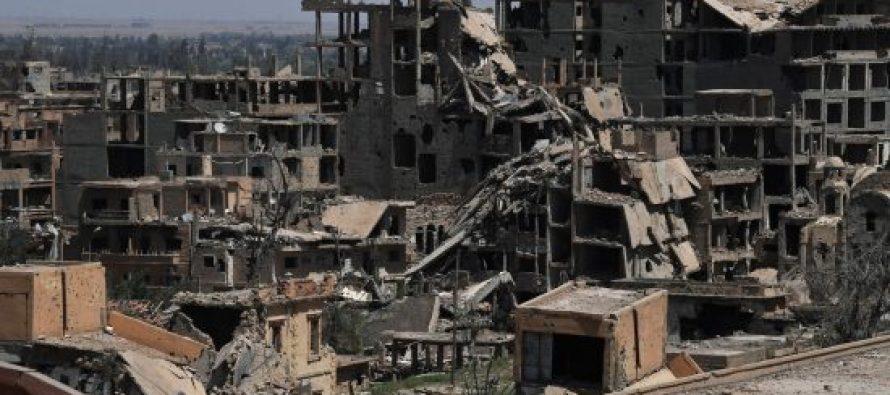 28 თებერვლიდან სირიის დუმა 42 ათასზე მეტმა ადამიანმა დატოვა