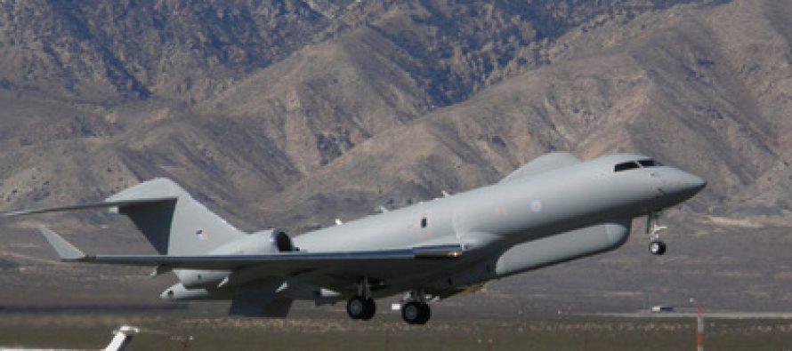 ბრიტანეთმა სირიაში თვითმფრინავი გააგზავნა, რომელიც ავიადარტყმებისთვის არის განკუთვნილი