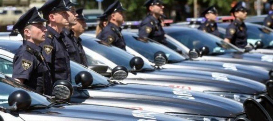 შსს 100 წლისაა – პოლიციელის დღე