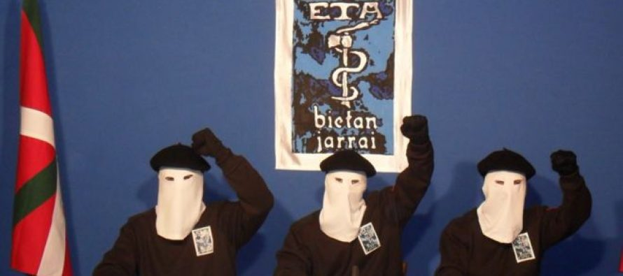 ბასკების სეპარატისტულმა დაჯგუფებამ ETA თვითდაშლა გამოაცხადა