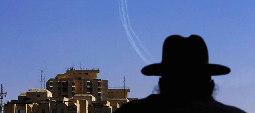 ისრაელ-სირიის საზღვარზე საჰაერო განგაშის სისტემა ამუშავდა