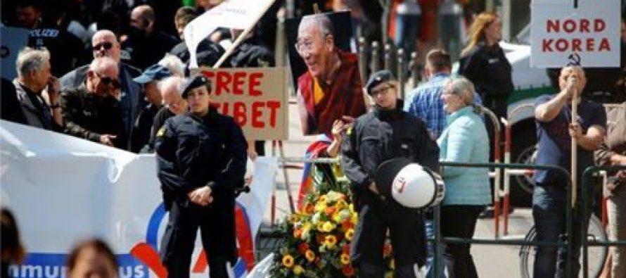 ჩინეთმა გერმანიას მარქსის ძეგლი გადასცა
