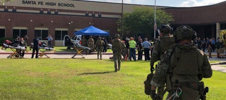 სროლა ტეხასის სკოლაში – დაღუპულია 10 ადამიანი