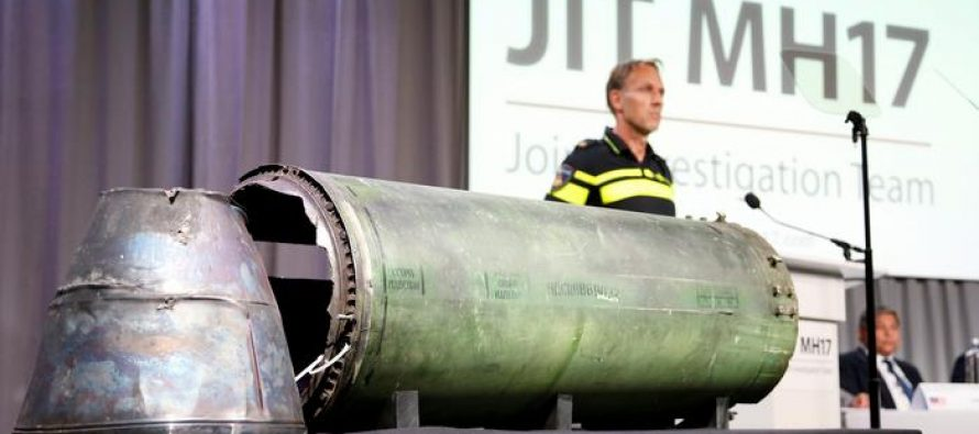 ნატოს გენერალურმა მდივანმა რუსეთს MH17-ის ჩამოგდებაზე პასუხისმგებლობა დააკისრა