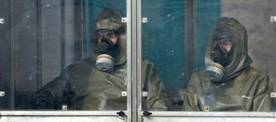 """ქიმიური იარაღის აკრძალვის ორგანიზაციამ თავიანთი ხელმძღვანელის სიტყვები """"ნოვიჩოკთან"""" დაკავშირებით უარყო"""
