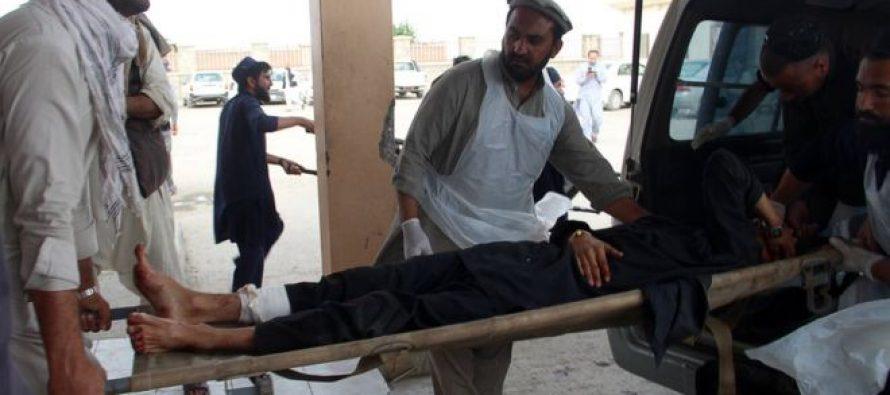ავღანეთში თალიბების თავდასხმის შედეგად 43 პოლიციელი დაიღუპა