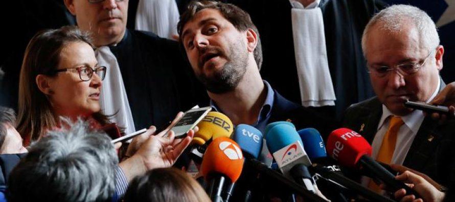 ბელგიის სასამართლომ ესპანეთისთვის კატალონიელი პოლიტიკოსების გადაცემაზე უარი თქვა