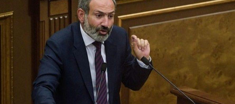 ნიკოლ პაშინიანი სომხეთის პრემიერ-მინისტრად აირჩიეს