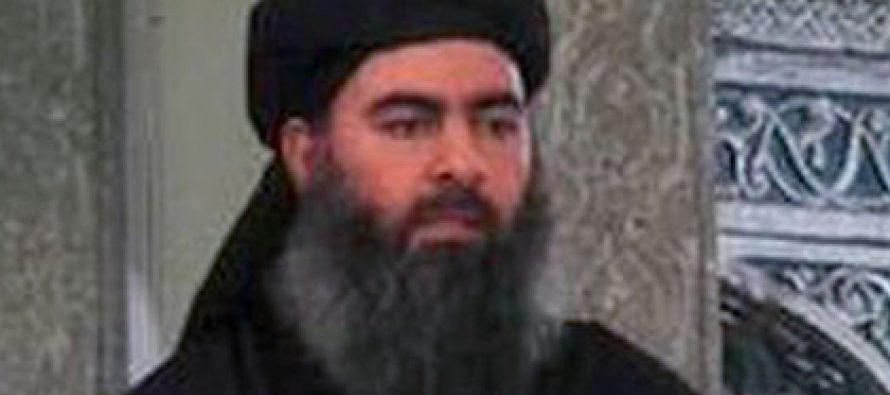 აბუ ბაქარ ალ-ბაღდადი სირიაში ბოევიკების მიერ კონტროლირებად ტერიტორიაზე იმალება