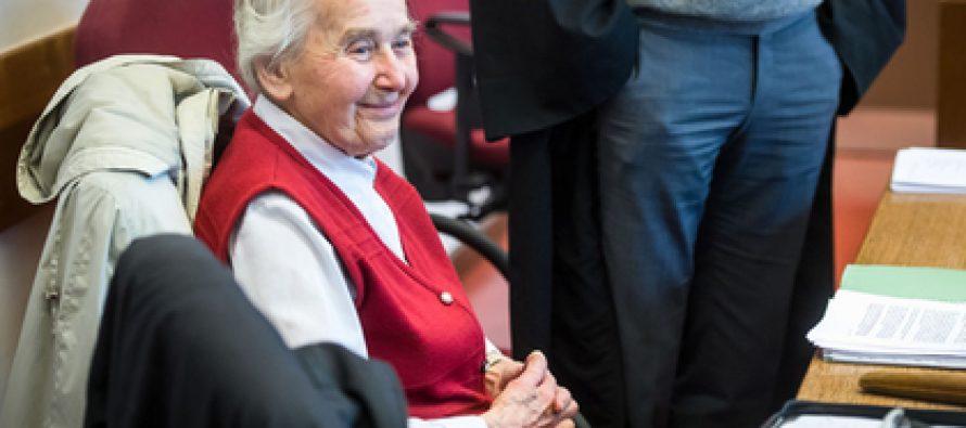 გერმანიაში 89 წლის ნაცისტ-ბებიაზე ძებნა გამოცხადდა