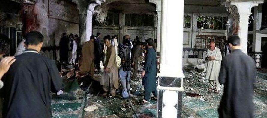 ავღანეთში მეჩეთი ააფეთქეს- დაღუპულია ათეულობით ადამიანი