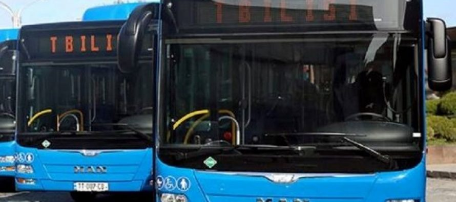 თბილისის მერია ავტობუსების შემოყვანის დაგვიანებისთვის პასუხისმგებელ კომპანიას დააჯარიმებს