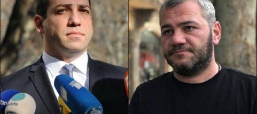 მთავარმა პროკურორმა ირაკლი შოთაძემ თანამდებობა დატოვა