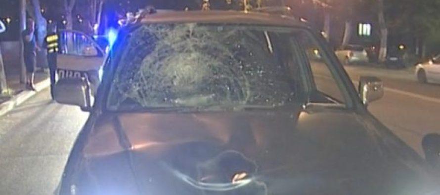 ავტოსაგზაო შემთხვევა თბილისში – 20 წლის ბიჭს მსუბუქი ავტომობილი დაეჯახა