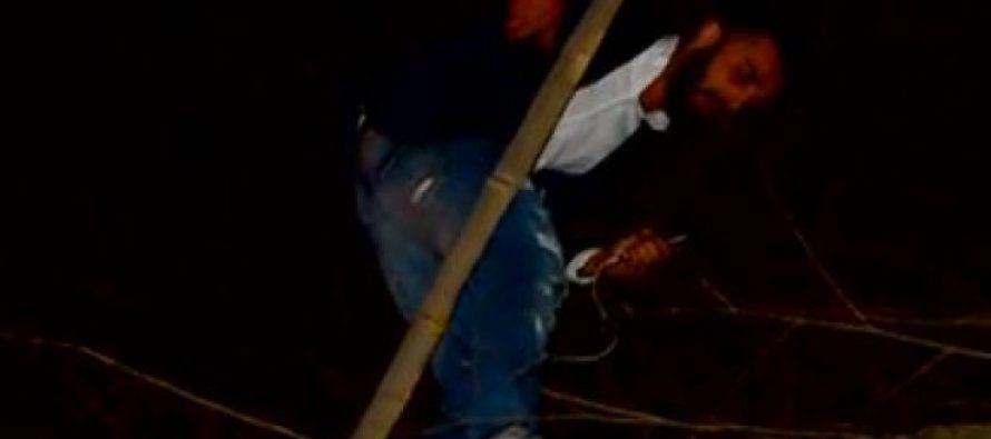 ინციდენტი კუს ტბის ტერიტორიაზე – ლუკა ფეიქრიშვილი ერთ-ერთი შენობიდან გადმოხტომით იმუქრებოდა