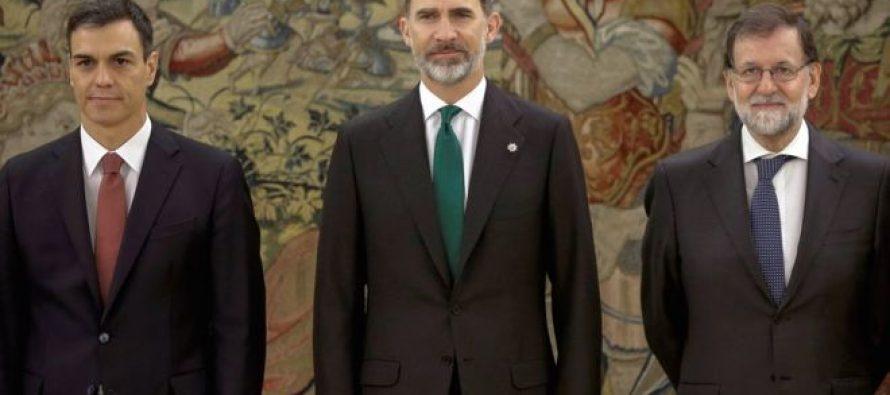 ესპანეთის ახალმა პრემიერმა ფიცი დადო, მაგრამ ითხოვა ბიბლია და ჯვარი არ მოეტანათ